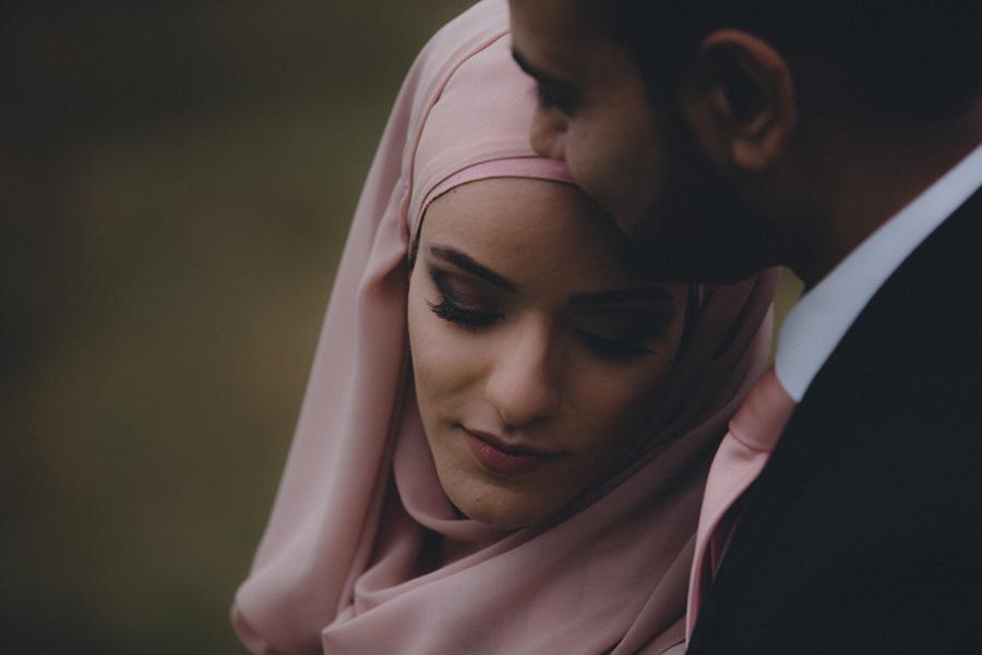 muslim,bröllopsfotograf,skåne,dalby,stenbrott,hijab,mörk,bild